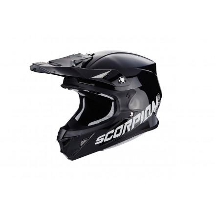 Scorpion Vx-21 Air Solid Black