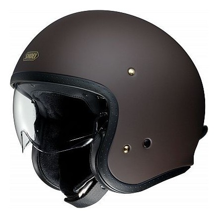 Shoei J-O Uni Marrone