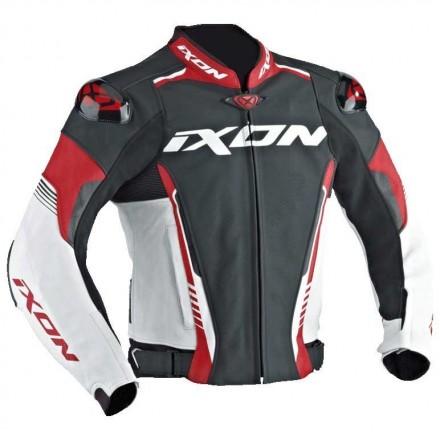 Ixon Vortex Jacket Black/White/Red
