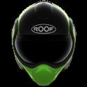 Roof Boxxer Fuzo Black/Green