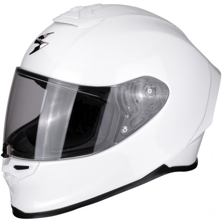 Scorpion Exo r1 Air Solid White