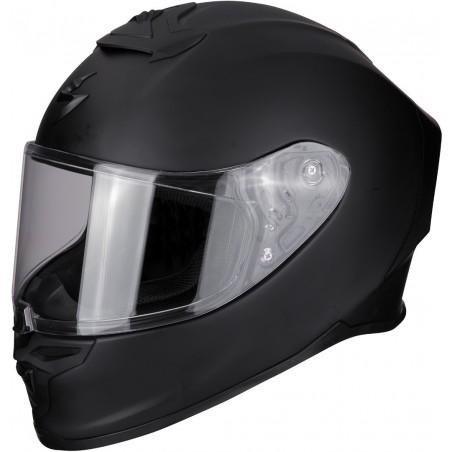 Scorpion Exo r1 Air Solid Black