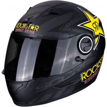 Scorpion Exo 490 Rockstar
