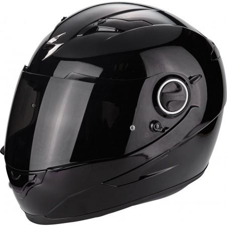 Scorpion Exo 490 Solid Black