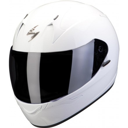 Scorpion Exo 390 Solid White