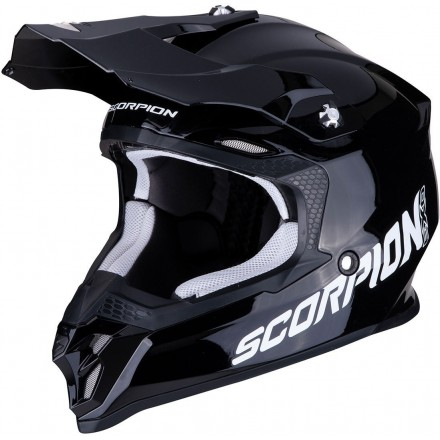 Scorpion Vx 16 Air Solid Black