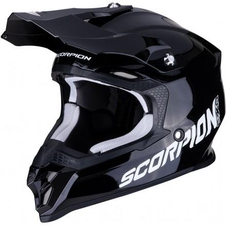 Scorpion Vx 16 Air Solid Black