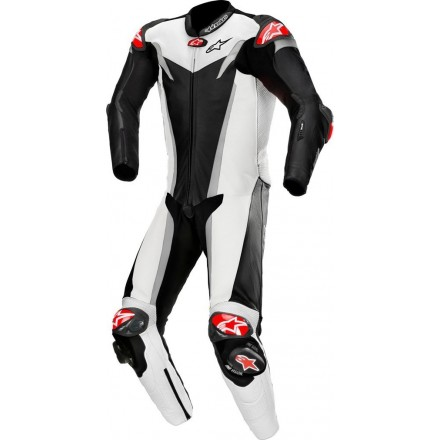 Alpinestars Gp Tech V3 Black/White/Silver
