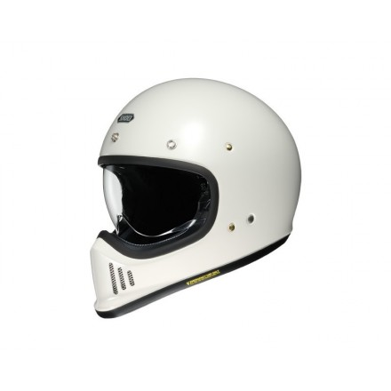 Shoei Ex-Zero Uni White