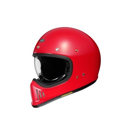 Shoei Ex-Zero Uni Shine Red
