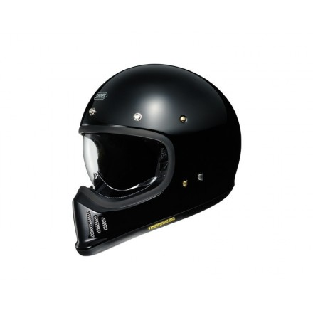 Shoei Ex-Zero Uni Black