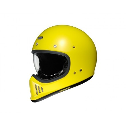 Shoei Ex-Zero Uni Brillant Yellow