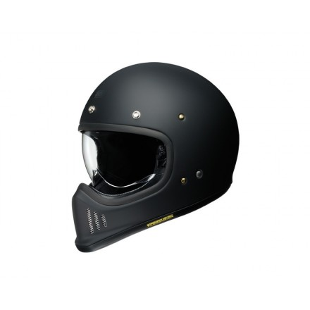 Shoei Ex-Zero Uni Matt Black