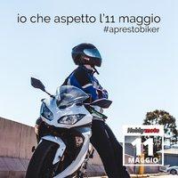 """""""Ma quanto manca per l'11?? Ufff""""😩 Riapertura negozi Lunedì 11 maggio  #ciaobiker #hobbymoto #bike #bikelife #bikeporn #bikersofinstagram #ticino #apertura #11 #maggio #locarno #bellinzona #motorcycle #motorcyclelife"""