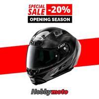 "⚠️ OPENING SEASON⚠️   - 5 giorni alla riapertura  ""Preparati al meglio e aumenta il tuo livello di sicurezza in moto""  www.hobbymoto.ch 🛒 💻   #helmet #motorcycle #helmetlovers #helm #bikelife #biker #indonesia #r #bike #helmets #helmetloversindonesia #motorbike #moto #ride #yamaha #helmmurah #motorcycles #photooftheday #instagood #jualhelm #instamoto #helmetindonesia #honda #supermoto #helmetdesign #helmbogo #jualhelmmurah #instamotorcycle #rider #bhfyp"