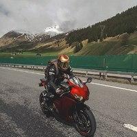 """ I limiti sono fatti per essere superati"" 👉 follow @hobbymotoch  . . . . . . #swissbiker #hjchelmets #alpinestars #ironman #hjcrpha70 #gold #honda #cbr #locarno #ascona #motorcycle #bikelife #ride #instamoto #instamotorcycle #rider"