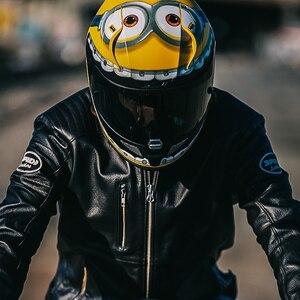 Banana? Me me me! 🏍🏁  #HJC #hjcminions #minions #bikershop #bikerhelmet #hjchelmet #hjchelmets #motohelmet #motorradhelm #töffli #töff #motorradbekleidung #cascomoto #casquemoto #hobbymotoch #ciaobiker #motorcyclehelmet #motorcyclelifestyle #bikerlifestyle