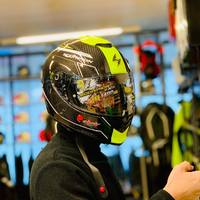 News 2️⃣0️⃣2️⃣0️⃣. Scorpion Exo-1400 Air Carbon Beaux  Scopri tutta la collezione  Scorpion 2020 su www.hobbymoto.ch 💻  #ciaobiker #swissbiker #scorpion #scorpionhelmets #carbonara #carbon #fluo #yellow #ticino #hobbymoto #biker #moto #motorcycle